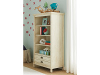 Driftwood Park Bookcase - Vanilla Oak