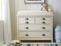 Driftwood Park Single Dresser - Vanilla Oak
