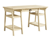 Driftwood Park Desk - Vanilla Oak