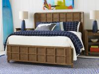 Driftwood Park Panel Shelter Bed Full - Sunflower Seed