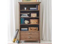 Driftwood Park Bookcase - Sunflower Seed