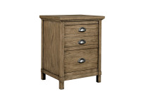 Driftwood Park Nightstand - Sunflower Seed