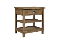 Driftwood Park Bedside Table - Sunflower Seed