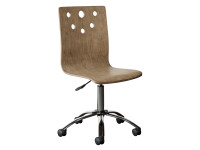 Driftwood Park Desk Chair - Sunflower Seed