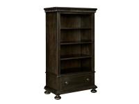 Smiling Hill Bookcase - Licorice