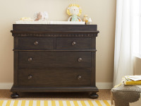 Smiling Hill Single Dresser - Licorice