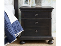 Smiling Hill Nightstand - Licorice