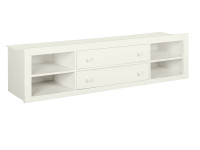 Smiling Hill Underbed Storage Unit - Marshmallow