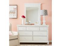 Smiling Hill Dresser - Marshmallow