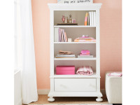 Smiling Hill Bookcase - Marshmallow