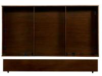 Teaberry Lane Trundle Bed Storage Drawer - Midnight Cherry