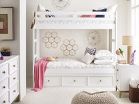 Tribecca Bunk Bed, Twin/Twin