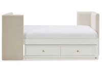 Pictured with underbed Daybed storage drawers