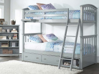 Valley 2.0 Bunk Bed, Twin/Twin