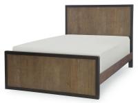 Sullivan County Panel Bed, Full