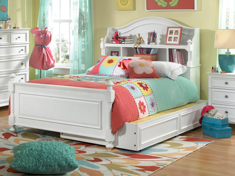 Ashley Bookcase Bed Bedroom Source Long Island