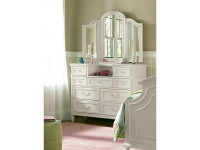 Arianna Dressing Chest & Mirror
