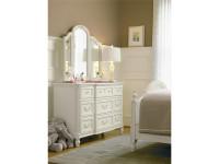 Arianna Dresser & Tri-Fold Mirror