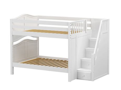 Maxtrix Staircase Bunks - Bedroom Source
