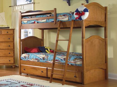 Bristol Bunk Bed - Bedroom Source