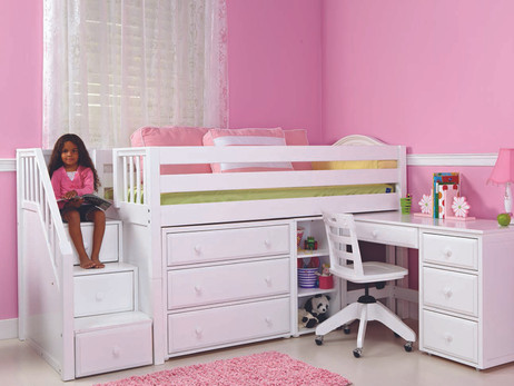Staircase Beds For Girls Bedroom Source