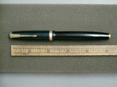 PARKER DUOFOLD DOUBLE JEWEL FOUNTAIN PEN POSSIBLY ENGLISH