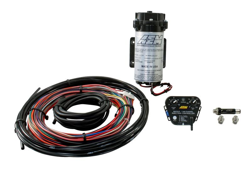 AEM V2 Water/Methanol Injection Kit - NO TANK (Internal Map) 30-3302