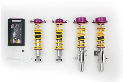KW Clubsport Coilover Kit 35258804, 2013 Subaru BRZ / Scion FR-S