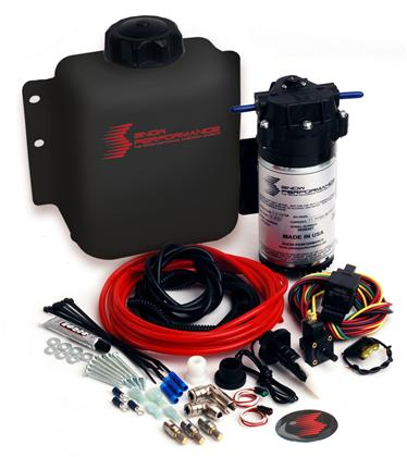 Snow Performance Gas Stage I The New Boost Cooler Forced Induction Water/Methanol Injection Kit (201)