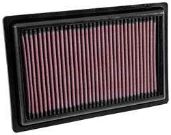 K&N Performance Air Filter 33-3034, 2015-2016 Mercedes Benz W205 C200 / C250 / C300