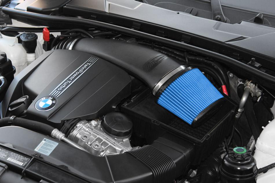 BMS N55 Performance Intake, 2011-2012 BMW 135i 335i