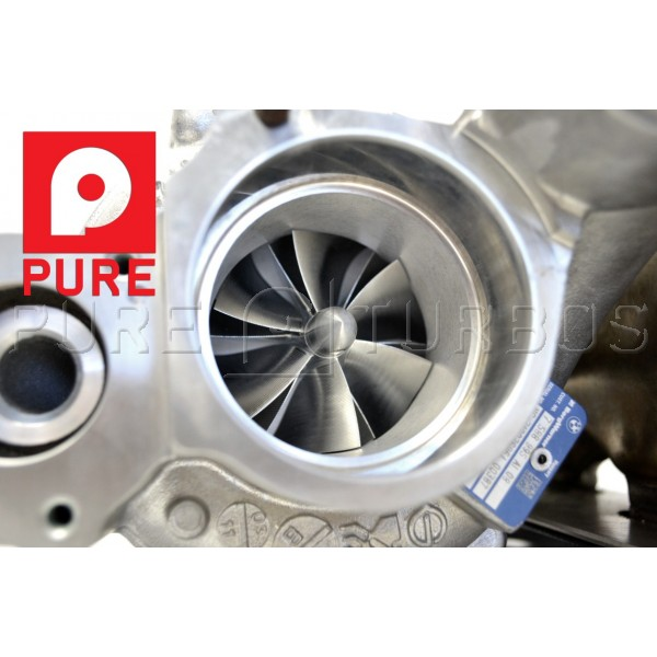 Pure Turbos BMW N55 Stage 2 Turbo Upgrade Kit*Free Shipping*