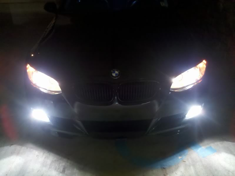 HPB BMW E90 / E92 HID Kit Canbus Error Free (Low Beam / Fog Light)
