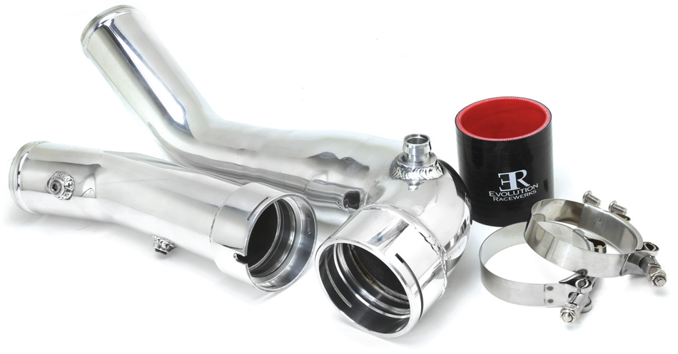 Evolution Racewerks BMW N20 / N26 (F30 /F32) Charge Pipe *Free Shipping*