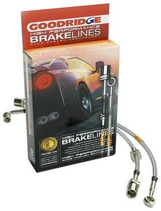 Goodridge 05 Corvette C6 Brake Lines 12290