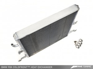 AWE Tuning F80 / F82 M3 & M4 ColdFront Heat Exchanger