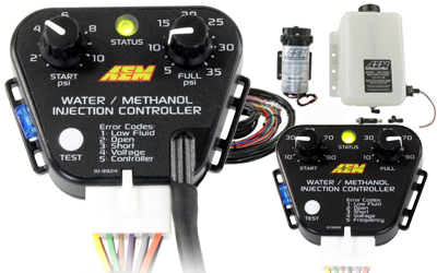 AEM V2 1 Gallon Water/Methanol Injection Kit (Internal Map) 30-3300