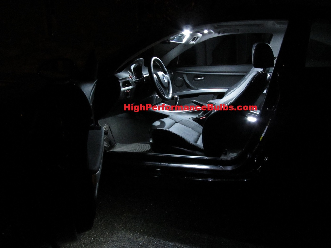 HPB LED Interior Kit Stage 2 (Factory Output) BMW E90 Sedan *Free Shipping*