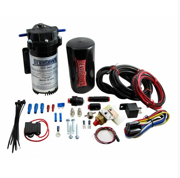 Devils Own Stage 1 Methanol Injection Kit Universal Kit with Options DOStage1