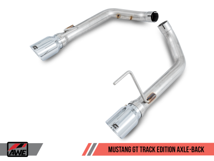 AWE Ford Mustang GT Track Edition Exhaust *Free Shipping*