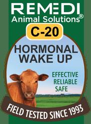 Hormonal Wake Up, C-20