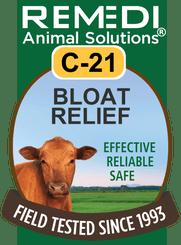 Turbo Bloat Relief, C-21