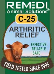 Arthritic Relief, C-25