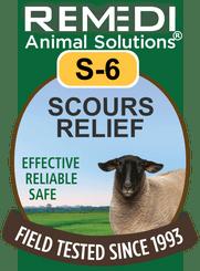 Turbo Scours Relief, S-6