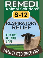 Respiratory Relief for Sheep