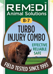Turbo Injury Combo, B-7