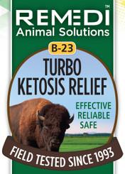 Turbo Ketosis Relief, B-23