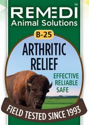 Arthritic Relief, B-25