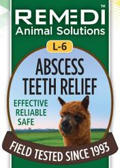 Abscess Teeth Relief, L-6