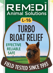 Turbo Bloat Relief, L-16